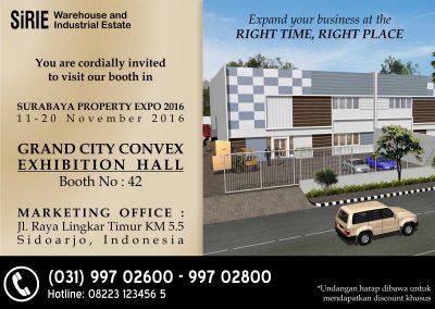 Kami hadir Di SPX / Grand City Surabaya 2016