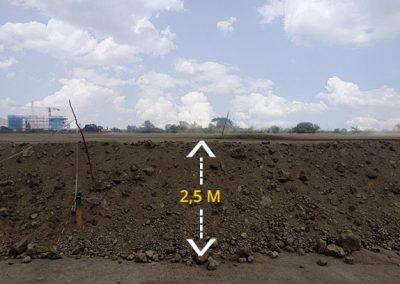 Tinggi Tanah Proses Preloading